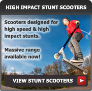 High Impact Stunt Scooters