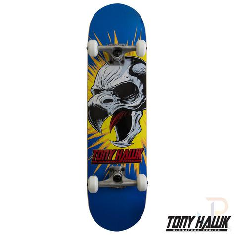 Tony Hawk 360 Skateboard Screaming Hawk Blue