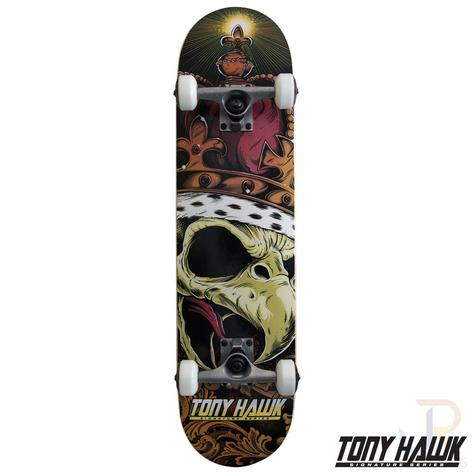 Tony Hawk 540 Skateboard Hawk Crowned