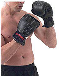 BOXING MITTS BLACK