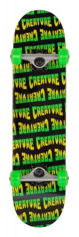 Creature Complete	Logo Pattern 7.25  IN