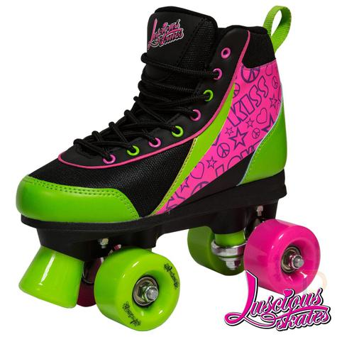 Luscious Retro Roller Quad skate Delish