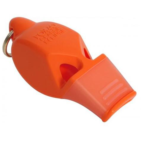 Fox 40 eclipse classic cmg Whistle with lanyard ORANGE