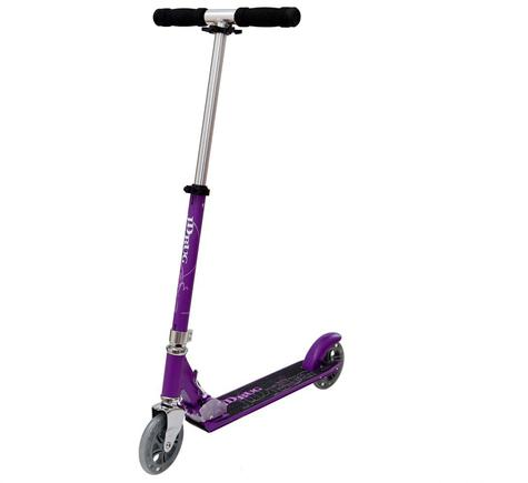 JD Bug Street 150 Scooter Purple Matt