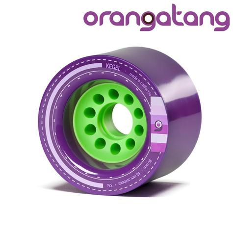Orangatang Kegel Wheels 80mm PACK OF 4
