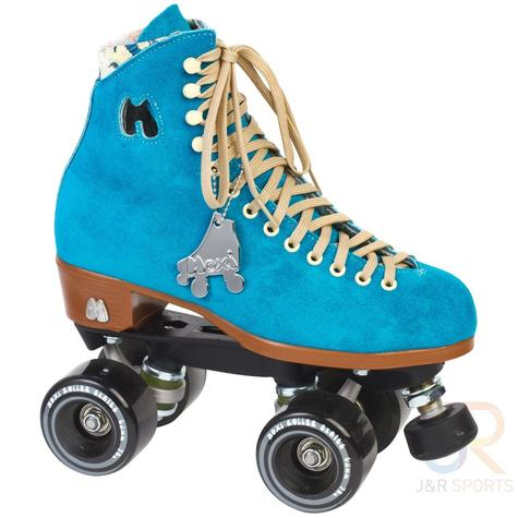 Moxi Lolly Pool Blue ROLLER skate