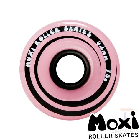 MOXI JUICY WHEELS - PINK FROST 65/78A PACK OF 4