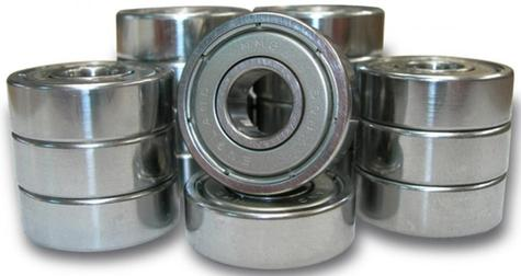 NMB Bearings 608ZZ Full Precision set of 16