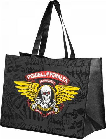 Powell Peralta Bag	Winged Ripper Shopping Bag