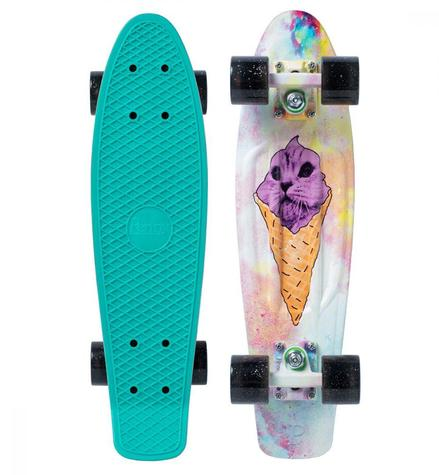 Penny Cruiser Kitty Cone 22