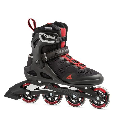 Rollerblade Macroblade 80 Black / Red