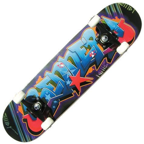 RENNER A ABEC 5 & BLACK TRUCKS - Graffiti