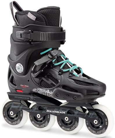 Rollerblade 2017 Twister 80 womans roller skates