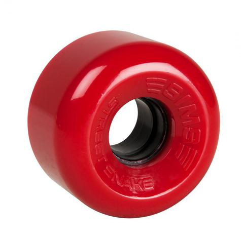 Sims Quad Wheels Street Snakes RED PACK OF 4