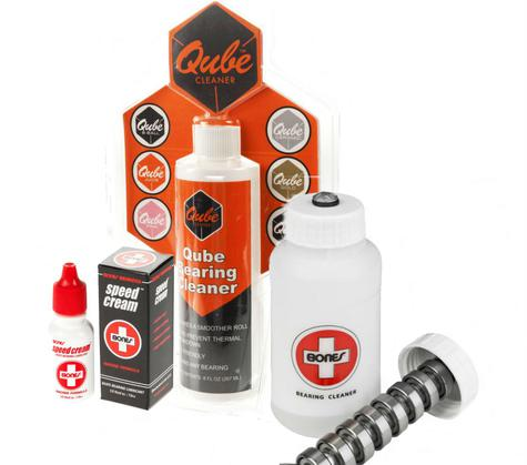 ALL YOU NEED TO CLEAN YOU SKATE BEARINGS