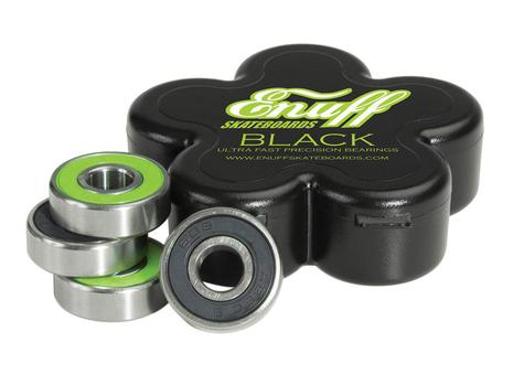 Enuff Black Bearings