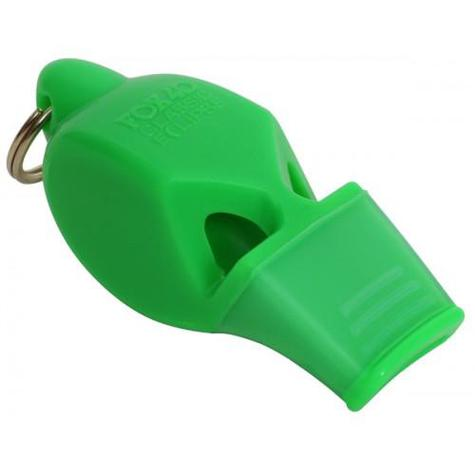 Fox 40 eclipse classic cmg Whistle  with lanyard green