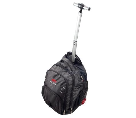 EDEA Jacquard BACKPACK TROLLEY SKATE BAG