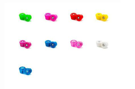 Rio Roller Colour Stoppers  (Pair)