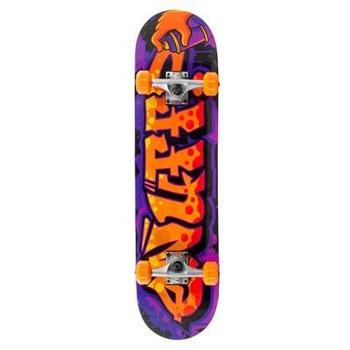 Enuff  regular size  Graffiti skateboars complete