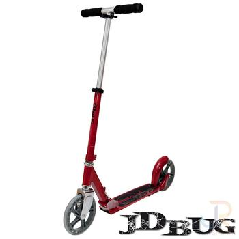 JD Bug Street 200 Scooter Red Glow Pearl