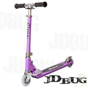 JD Bug Street Purple scooter