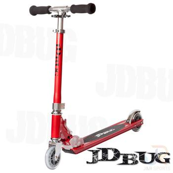 JD Bug Street Red scooter