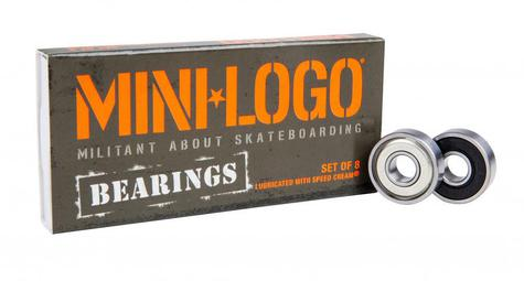 Mini Logo Bearings Mini Logo
