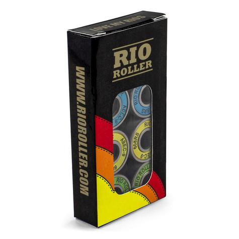 Rio roller ABEC 9 skate bearing PACK OF 16