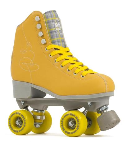 Rio Roller Signature Quad Skates - yellow