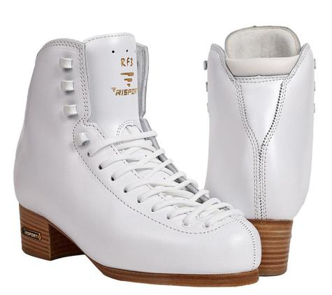 Risport RF3 White Snr Figure Boot