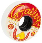 Eulogy 57mm Inline Aggressive Wheels Vintage Bailey 90a